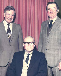 Ben, Hugh & John Goldthorpe