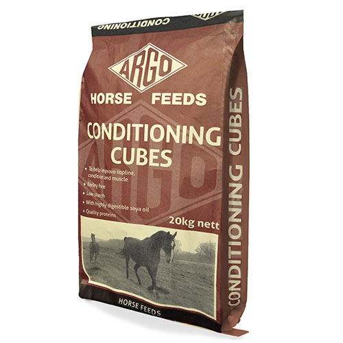 Argo Conditioning Cubes