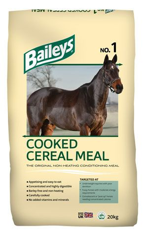 Baileys No.1 - Cooked Cereal Meal