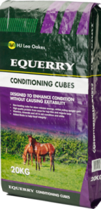Equerry Conditioning Cubes