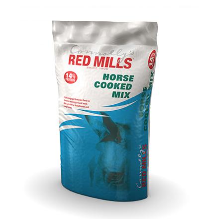 Redmills Horse Cooked Mix