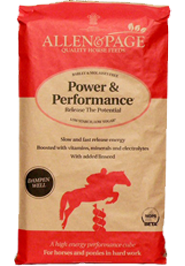 Allen & Page Power & Performance