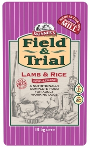 Field and Trial Range (Vat Free) Dog Foods