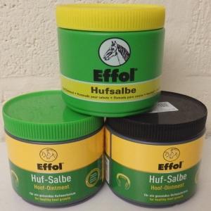 Effol Hoof Ointment (Green,Black,Yellow)