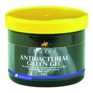 Antiseptic Green Gel