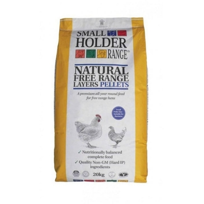Natural Free Range Layer Pellets 20 kg
