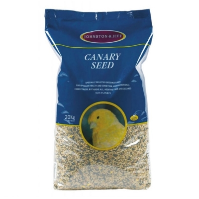 J & J Favourite Mixed Canary seed 20 kg