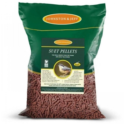 J & J Suet Pellets with Berries 1 kg