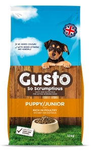 Gusto Dog Food