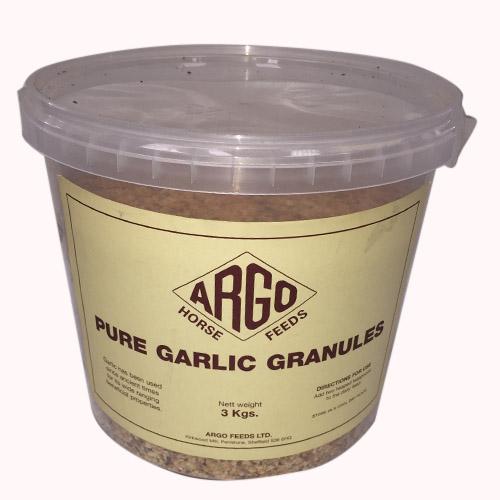 Argo Garlic Granules