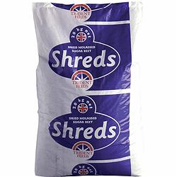 trident sugar beet shredded