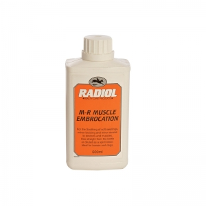 Radiol M – R Embrocation