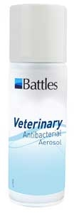 Veterinary Antiseptic Spray